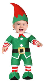 Babies Adorable Elf Fancy Dress Costume