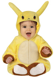 Babies Electric Chinchilla Fancy Dress Costume