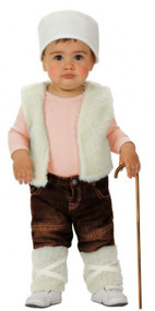 Babies Shepherd Fancy Dress Costume