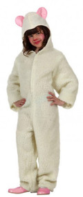Childs Sheep Fancy Dress Costume