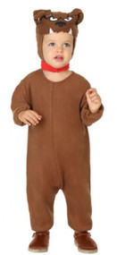Baby Brown Dog Fancy Dress Costume