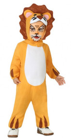 Baby Lovely Lion Fancy Dress Costume