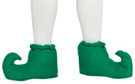 Adults Elf Fancy Dress Shoes