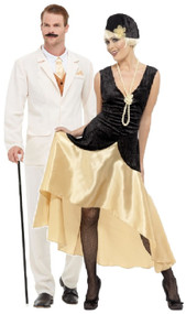 Couples Vintage 1920s Fancy Dress Costumes