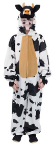 Child's Cow Fancy Dress Costume