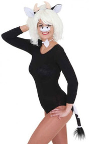 Ladies Cow Costume Kit