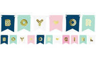 Boy Or Girl Baby Shower Banner
