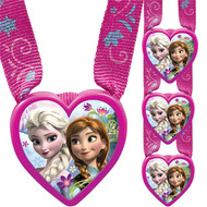 Frozen Necklace Party Bag Fillers