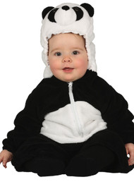 Baby Jungle Panda Fancy Dress Costume