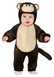 Baby Cheeky Monkey Fancy Dress Costume