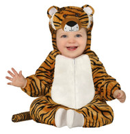 Baby Terrific Tiger Fancy Dress Costume