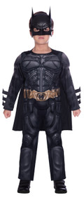 Boys Dark Knight Batman Fancy Dress Costume