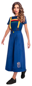 Ladies Doctor Who Fancy Dress Costume