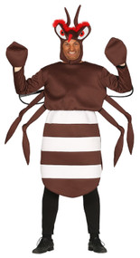 Mens Mosquito Fancy Dress Costume