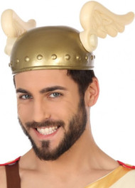 Adults Viking Fancy Dress Hat