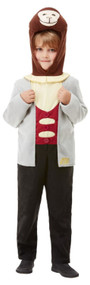 Boys Wind In The Willows Deluxe Mole Fancy Dress Costume