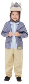 Boys Wind In The Willows Deluxe Ratty Fancy Dress Costume