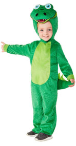 Toddler Crocodile Fancy Dress Costume