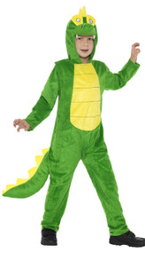 Childs Hungry Crocodile Fancy Dress Costume