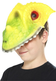 Childs Crocodile Fancy Dress Mask