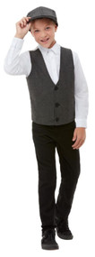 Boys 1920s Gangster Fancy Dress Costume Kit