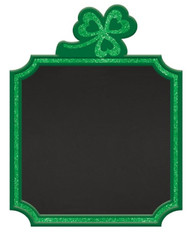 St Patricks Day Standing Chalkboard Sign