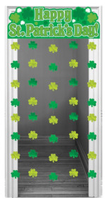 St Patricks Day Door Curtain Decoration