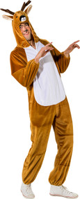 Adult's Reindeer Fancy Dress Costume