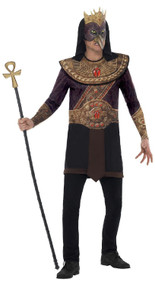 Mens Horus God Of The Sky Fancy Dress Costume