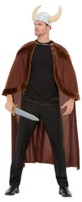 Adults Viking Fancy Dress Costume Kit
