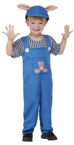 Toddler Country Pig Fancy Dress Costume