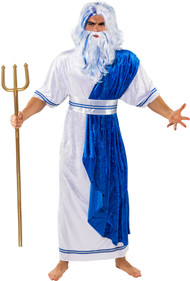 Mens Aquarius Fancy Dress Costume