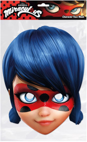 Child's Miraculous Ladybug Mask