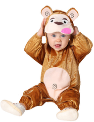 Baby Wild Monkey Fancy Dress Costume