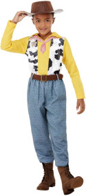 Boys Yee Haw Cowboy Fancy Dress Costume