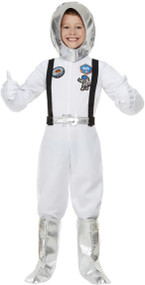 Child's Space Explorer Fancy Dress Costume