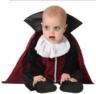 Baby Boys Vampire Lord Fancy Dress Costume