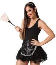 Ladies French Maid Fancy Dress Costume Kit