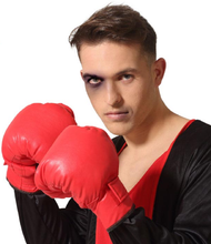 Adults Red Boxing Gloves