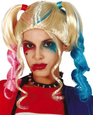 Ladies Daddy's Girl Costume Wig