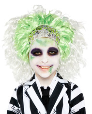 Childs Beetlejuice Fancy Dress Wig