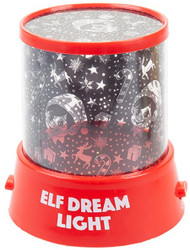 Naughty Elf Light Projector