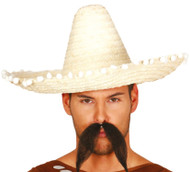 Adults 45cm Mexican Sombrero Hat