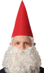 Adults Red Gnome Hat