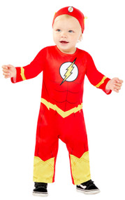 Baby & Toddler Boys The Flash Fancy Dress Costume
