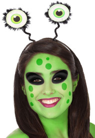Ladies Alien Eyes Hairband