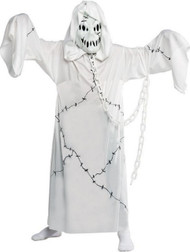 Child's Cool Ghoul Fancy Dress Costume