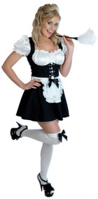 Ladies Cheeky Fraulein Fancy Dress Costume