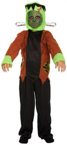 Boys Monster Fancy Dress Costume 2