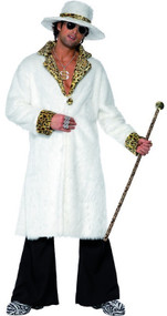 Mens Pimp Fancy Dress Costume